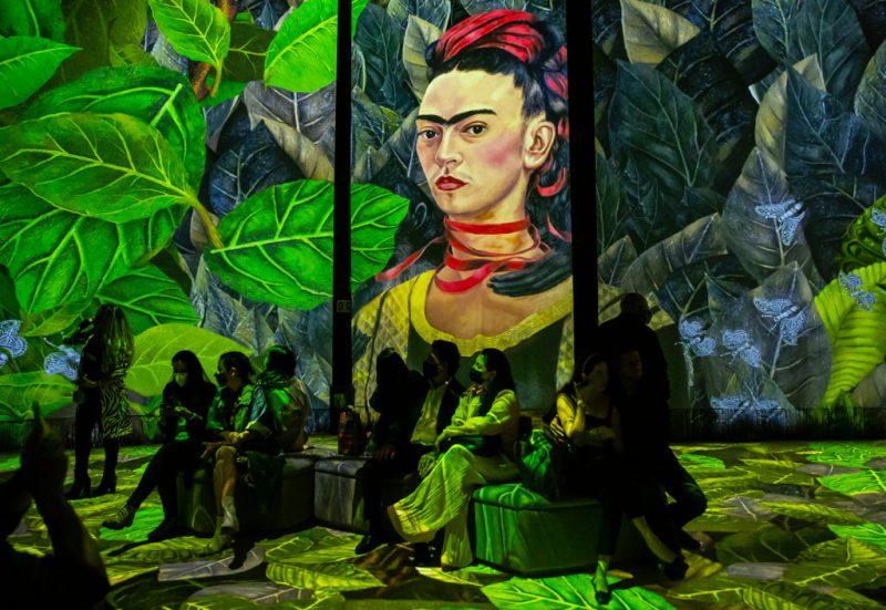 Todos los detalles sobre Frida Kahlo Alive, la gran exposición inmersiva en la CDMX - foto-1-todos-los-detalles-sobre-frida-khalo-alive-la-gran-exposicion-inmersiva-en-la-cdmx