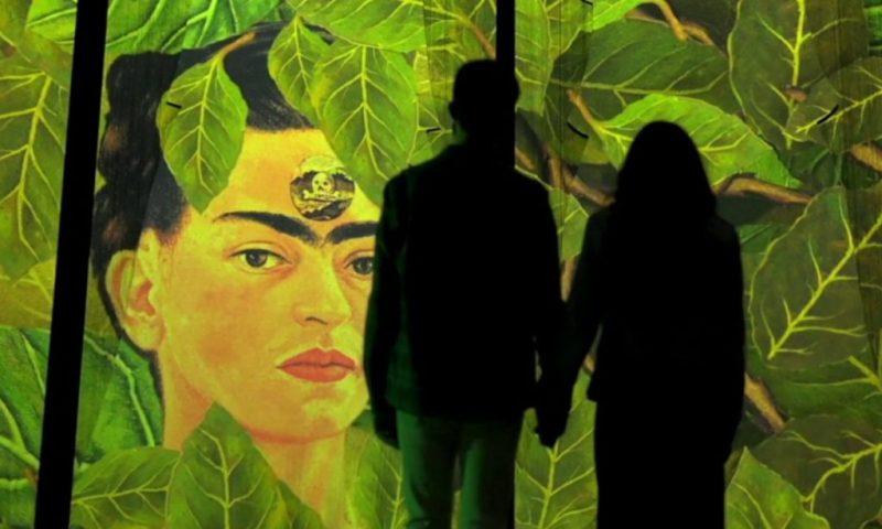 Todos los detalles sobre Frida Kahlo Alive, la gran exposición inmersiva en la CDMX - foto-5-todos-los-detalles-sobre-frida-khalo-alive-la-gran-exposicion-inmersiva-en-la-cdmx
