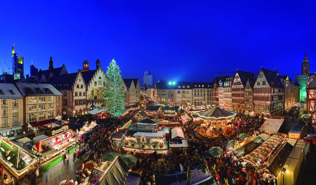 Frankfurt, tradición navideña