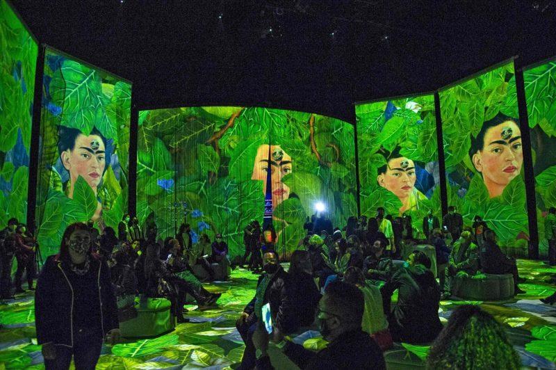 5 exposiciones que no te puedes perder en la CDMX en septiembre - 1-frida-kahlo-alive-5-exposiciones-que-no-te-puedes-perder-en-la-cdmx-en-septiembre