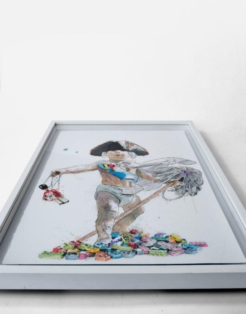 Arte exclusivo para coleccionistas: conoce a Mafloku - 8f92eaf4-3e6b-4b3b-baf2-528e73e6cf84