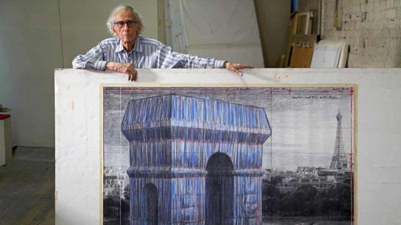 El sueño de Christo: envuelven por completo el Arco del Triunfo en París - ae2597cb-5079-4c1e-93c3-684b1bf3e1ac-16-9-discover-aspect-ratio-default-1027824-2
