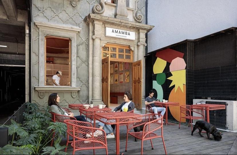 Amamba, un nuevo concepto mexicano
