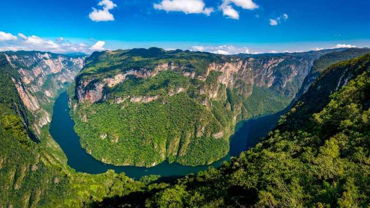 Parques naturales mexicanos que no puedes dejar de conocer - canon-del-sumidero-chiapas-parque-naturales-mexicanos-que-no-puedes-dejar-de-conocer