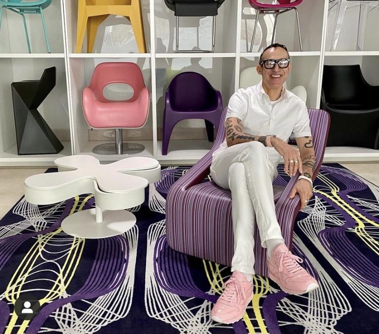 Conoce a Karim Rashid, el diseñador estrella - img-2405