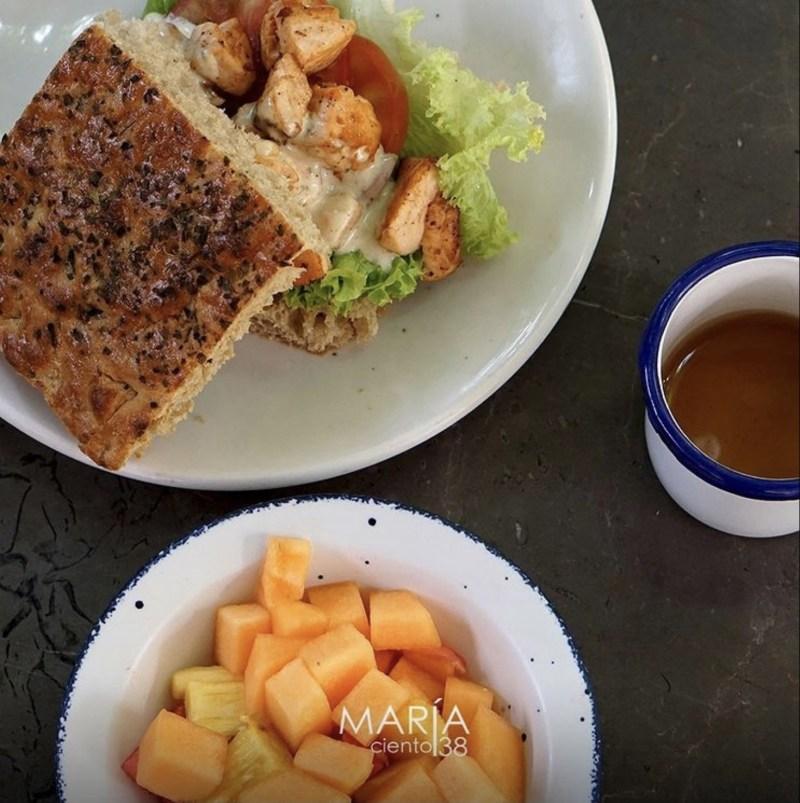 María Ciento38: un pedacito de Sicilia - sandwichmaria