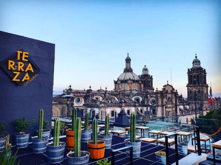 Los mejores rooftop bars para pasar el 15 de septiembre en la CDMX - terraza-catedral-los-mejores-rooftops-para-pasar-el-15-de-septiembre-en-la-cdmx