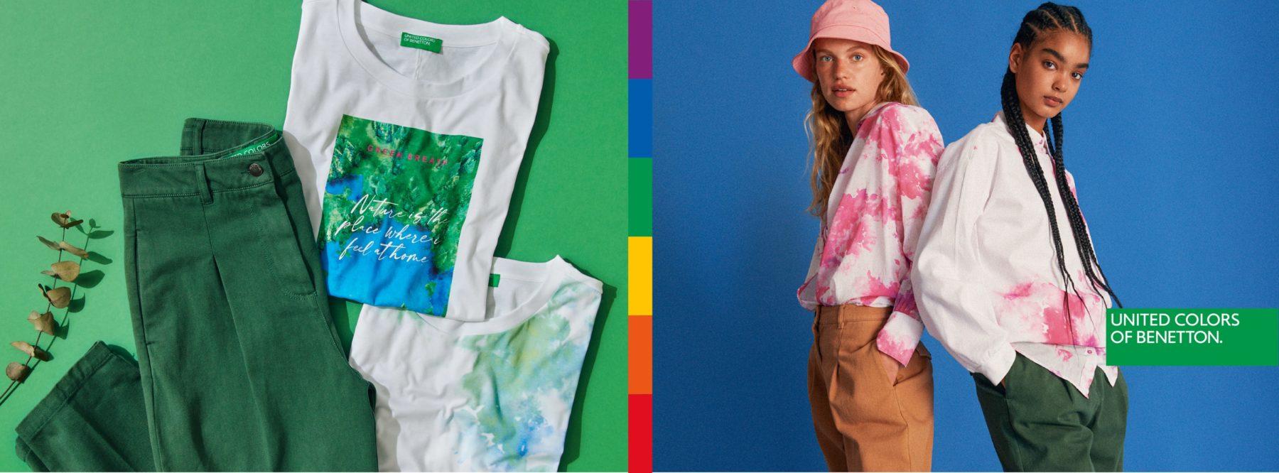 Benetton Mother Nature's Children, la nueva colección FW21