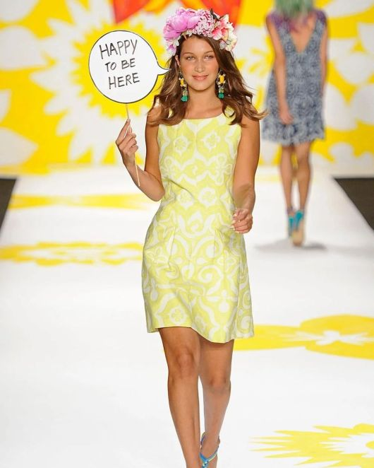 The fashion icon we all know & love, happy birthday Bella Hadid! - desigual-ss15-1617283332