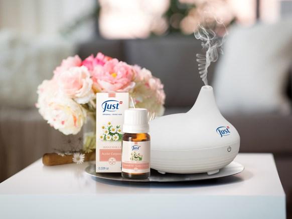 Just, aromaterapia y aceites esenciales puros para el corazón - foto-1-conoce-todos-los-detalles-de-la-aromaterapia-de-mom-just