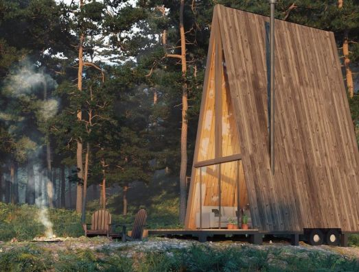 Wander Cabins, una experiencia remota en la naturaleza - foto-1-wander-cabins-una-expereincia-remota-en-la-naturaleza