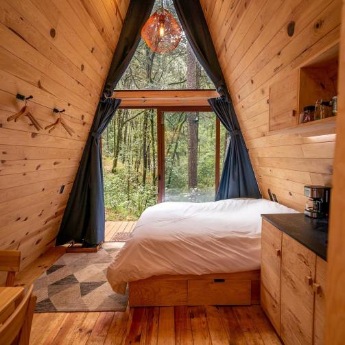 Wander Cabins, una experiencia remota en la naturaleza - foto-5-wander-cabins-una-expereincia-remota-en-la-naturaleza