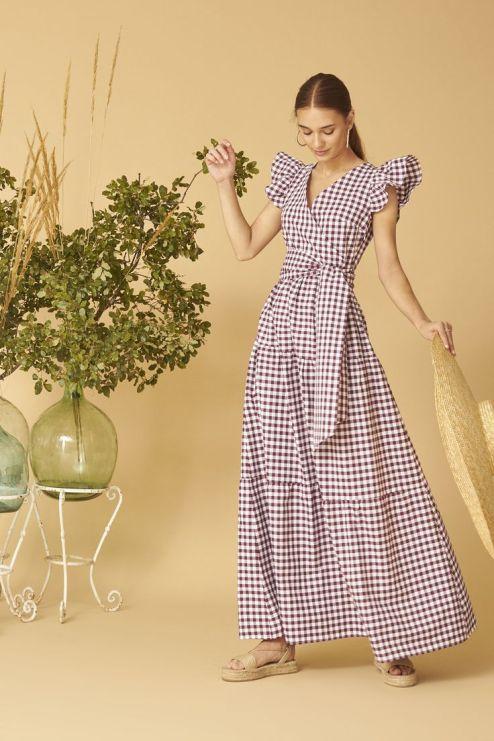 Tips para usar el estampado vichy de Lady Di de forma elegante - img-0351