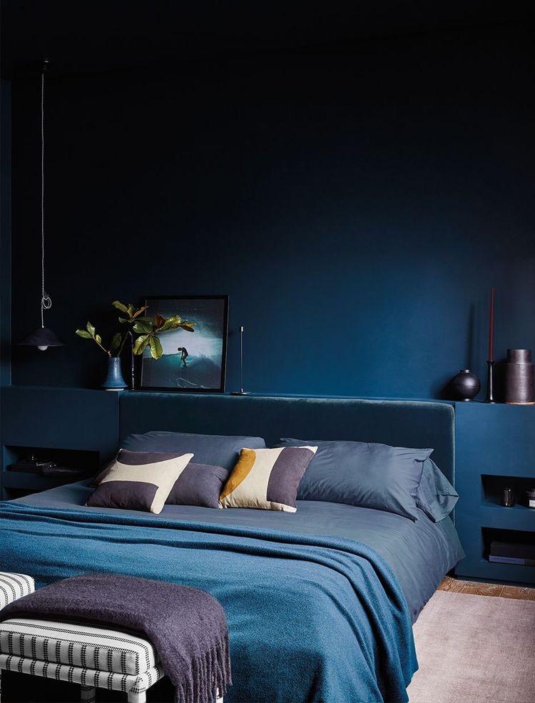 Interior design trends 2021 - monocromatico