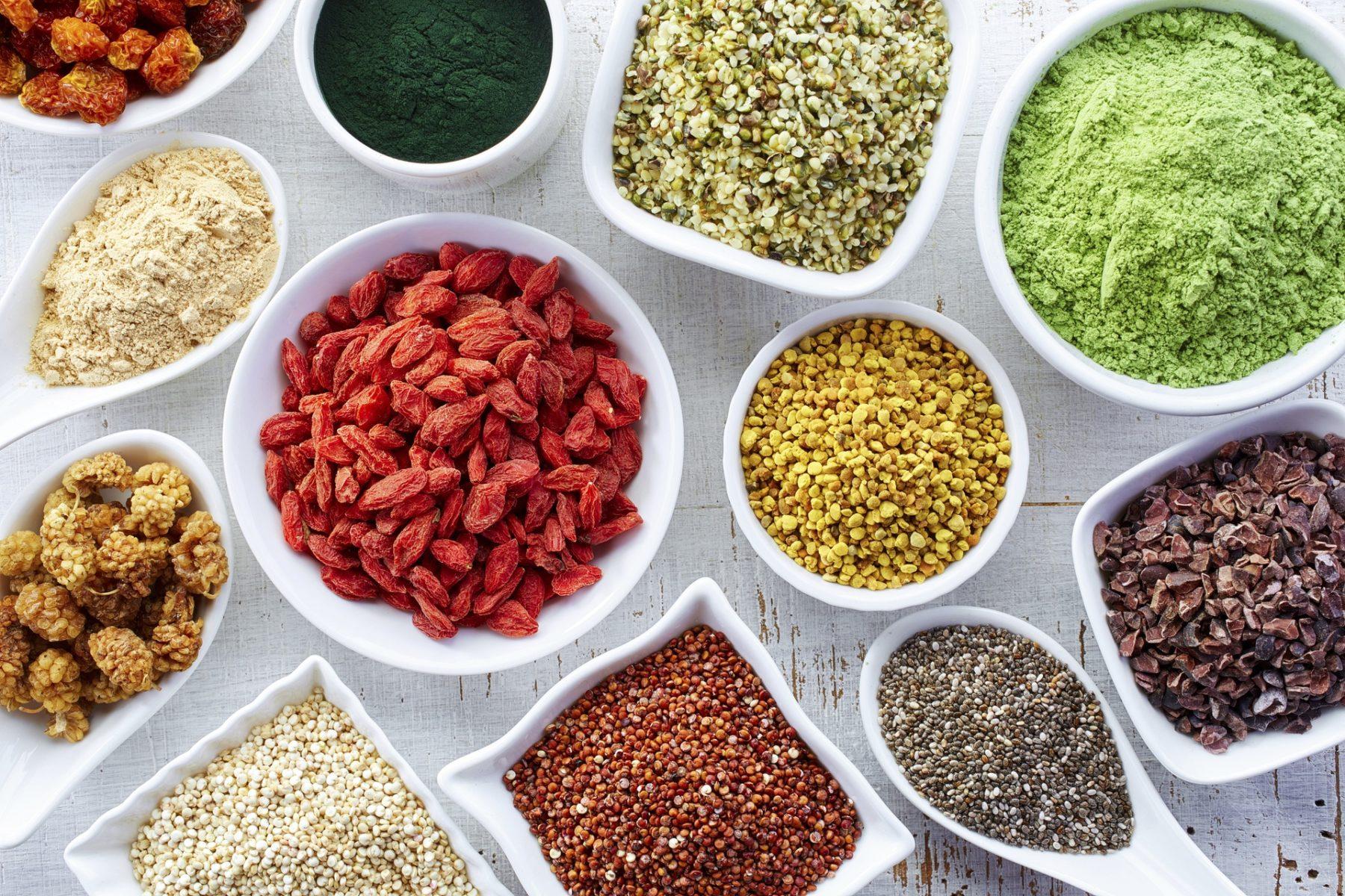 7 superfoods para fortalecer tu sistema inmunológico