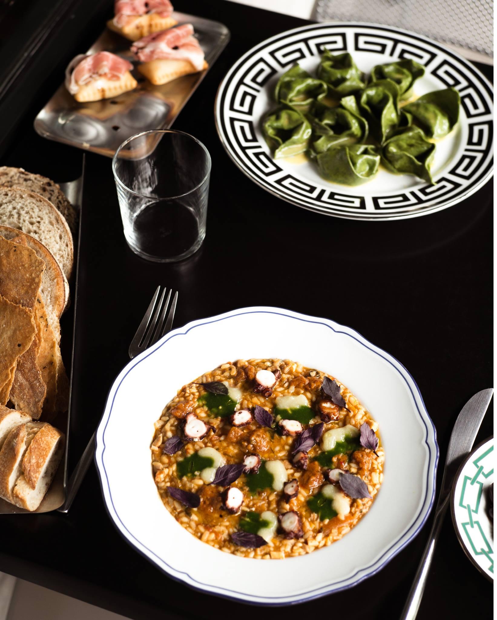 Buon appetito! Los mejores restaurantes italianos de la CDMX