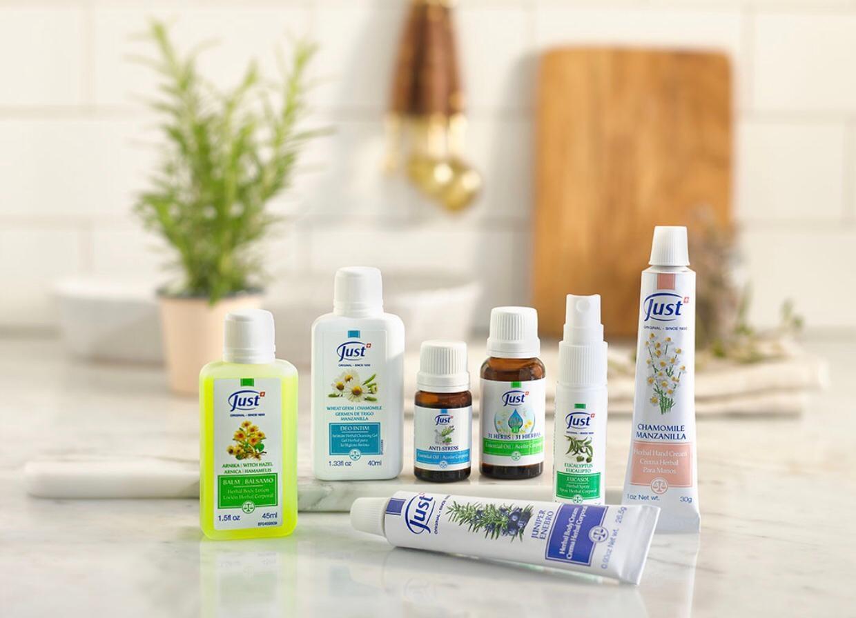 Just, aromaterapia y aceites esenciales puros para el corazón