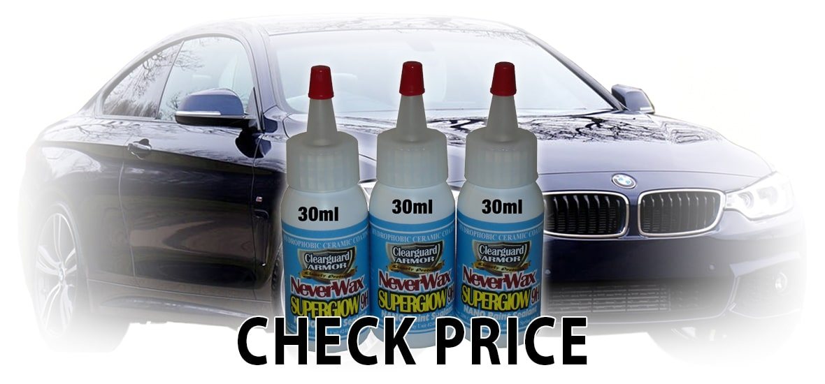 Clearguard Armor 9H Car Clear Ceramic Pro Paint Coating Sealant