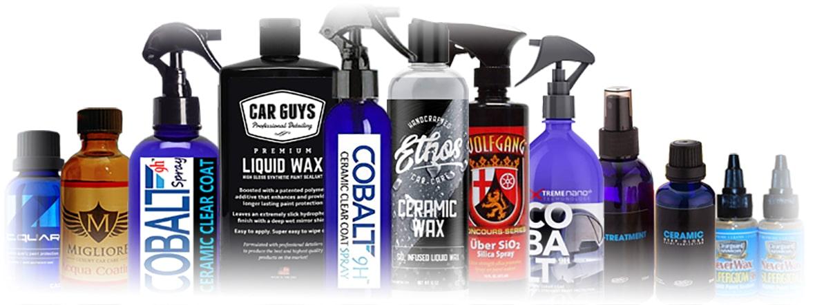 Top 10 Best Ceramic Coat Car Paint Protection Products