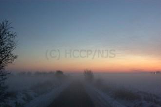 Winterabend in Tinnum