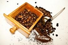 Kaffee selber mahlen