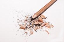 Bleistiftreste
