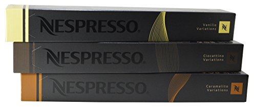 Nespresso: Sweet Flavors Pack, 30 Count