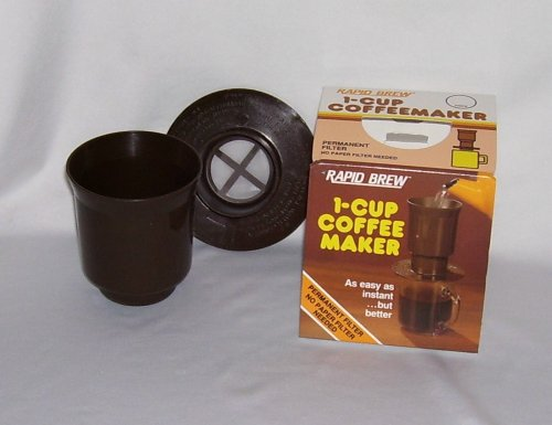 Perma-Brew One Cup Drip Coffeemaker