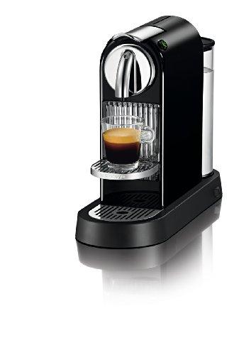 Nespresso D111-US-BK-NE1 Citiz Espresso Maker, Black