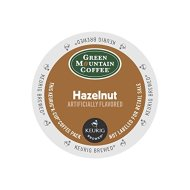 Green Mountain Coffee Hazelnut, Keurig K-Cups, 72 Count