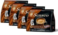 Senseo Coffee Espresso – 64 Pods Total (Pack of 4)