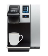 Keurig K150P Commercial Brewing System Pre-assembled for Direct-water-line Plumbing