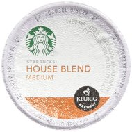 Starbucks House Blend Medium Roast Coffee Keurig K-Cups, 32 Count