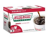 Krispy Kreme Smooth, Keurig K-Cups, 72 Count