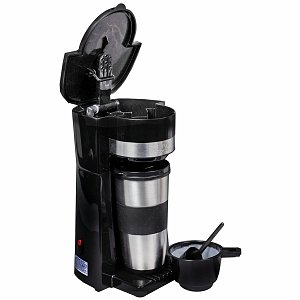 Living Solutions Single Serve Coffee Maker