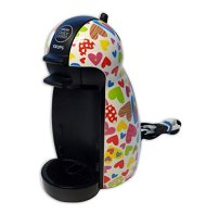 Krups Dolce Gusto Piccolo Espresso Machine – Limited Valentine's Day Edition