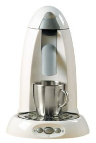 Melitta MES2W OneOne Single Serve Coffeemaker, White