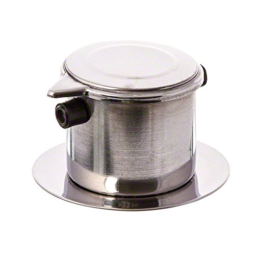 Stainless Steel – Single Cup Coffee Brewer Infuser Filter