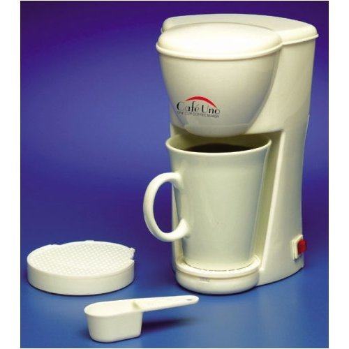 Cafe Uno One Cup Coffee Maker