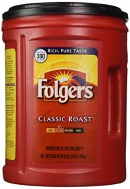Folgers Coffee, Classic(Medium) Roast, 48 Ounce
