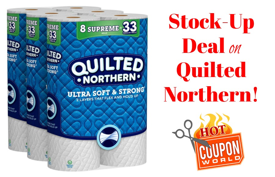 Quilted Northern Ultra Soft & Strong Coupon Deal