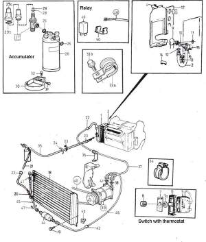 Volvo 240 diagrams for all you do it yourself types « Hotcrowd's Blog
