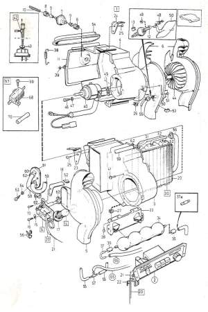 Volvo 240 diagrams for all you do it yourself types