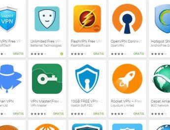 5 Aplikasi VPN Android Terbarik Saat ini 2017
