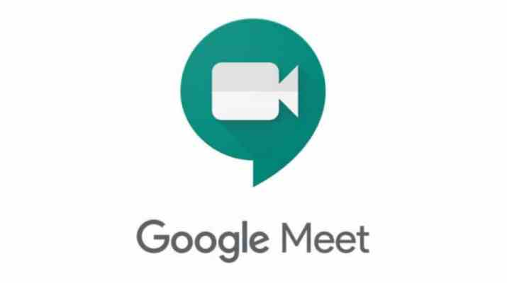 google meet Pesaing Zoom