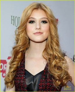 HOLLYWOOD, CA - DECEMBER 01: Actress Katherine McNamara attends The Hollywood Christmas Parade Benefiting Toys For Tots Foundation on December 1, 2013 in Hollywood, California. (Photo by Imeh Akpanudosen/Getty Images)