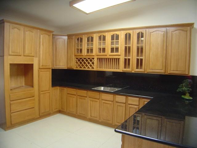 Oak Kitchen cabinets for your Interior kitchen minimalist ...