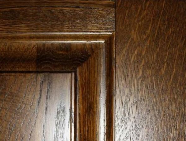 Дверь шпонированная в разрезе: Двери шпон — что это такое ...