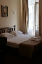 Quadruple room: 2x Double beds