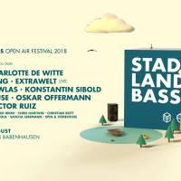 Stadt Land Bass Festival - Full Lineup 2018